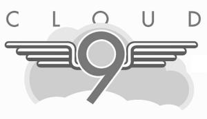 Cloud 9 B&W