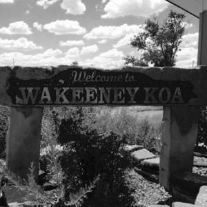 WaKeeney KOA